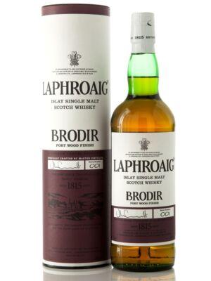 Laphroaig Brodir Port Wood Finish (0,7 l, 48%)