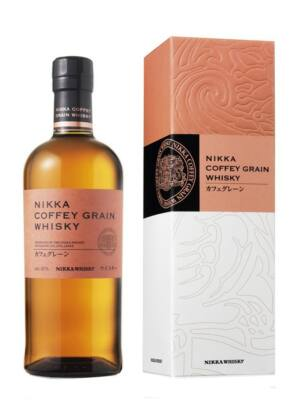 Nikka Coffey Grain (0,7 l, 45%)