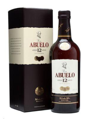 Rum Abuelo 12 éves (0,7 l, 40%)