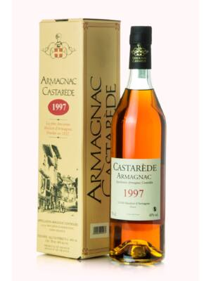 Armagnac Castarede 1997 (0,7 l, 40%)