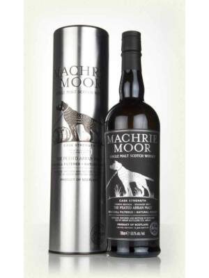 Arran Machrie Moor Cask Strength 4th Edition (0,7 l, 58,1%)