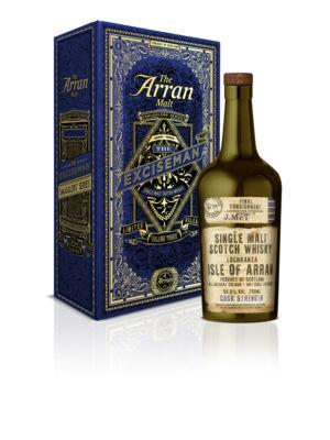 Arran Smugglers Series Volume Three - The Exciseman (0,7 l, 56,8%)