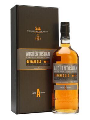 Auchentoshan 21 éves (0,7 l, 43%)