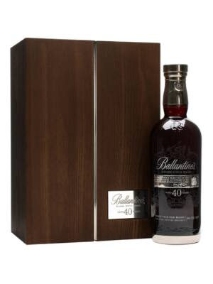Ballantine's 40 éves (0,7 l, 43%)