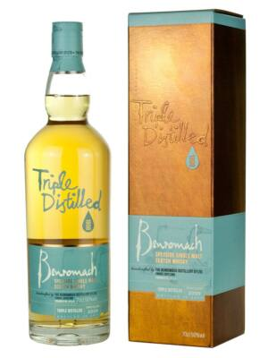 Benromach Triple Distilled (0,7 l, 50%)