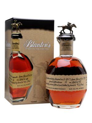 Blanton's Original (0,7 l, 46,5%)