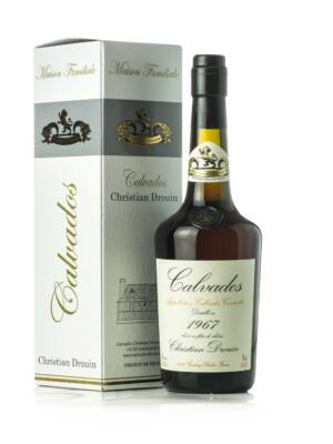 Calvados Christian Drouin 1967 (0,7 l, 40%)