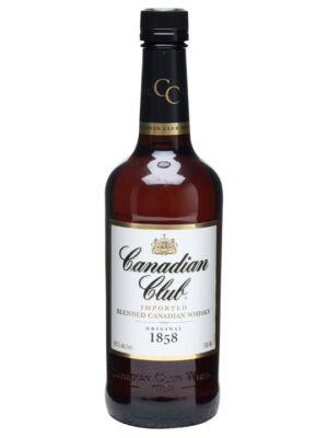 Canadian Club (0,7 l, 40%)