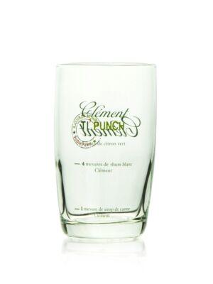 Rum Clement Ti'Punch mércés pohár