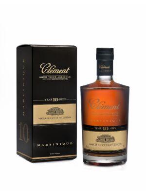 Rum Clement 10 éves (0,7 l, 42%)