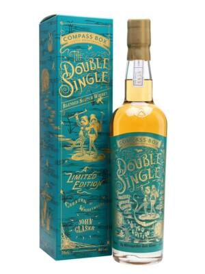Compass Box Double Single (0,7 l, 46%)