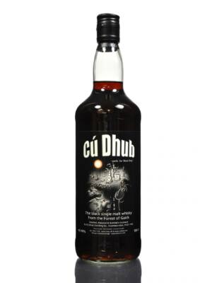 Cú Dhub Single Malt Black Whisky (1 l, 40%)
