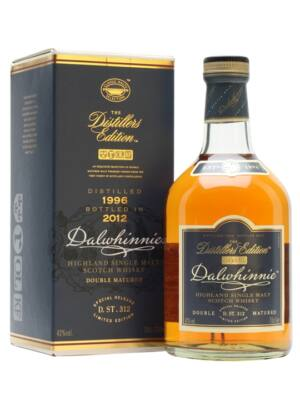 Dalwhinnie Distillers Edition (0,7 l, 43%)