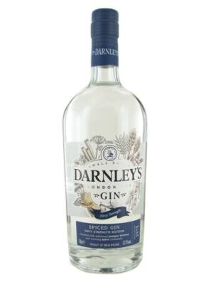 Gin Darnley's View Spiced Navy Strength (0,7 l, 57,1%)