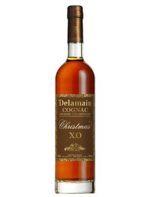 Cognac Delamain Christmas XO (0,5 l, 40%)