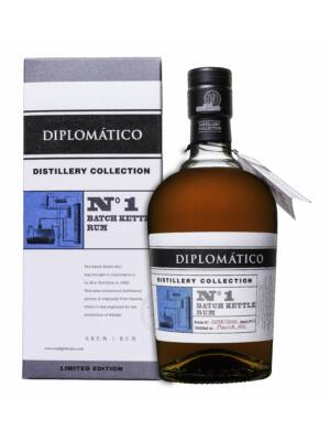 Rum Diplomatico TDC Single Batch Kettle (0,7 l, 47%)