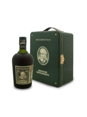Rum Diplomatico Exclusiva Fémdobozban (0,7 l, 40%)