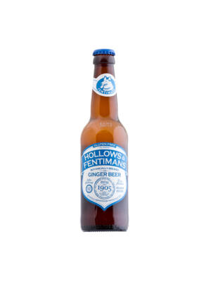 Fentimans and Hollows Ginger Beer (0,33 l, 4%)