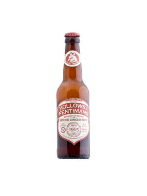 Fentimans and Hollows Spicy Ginger Beer (0,33 l, 4%)