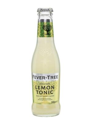 Fever Tree Sicilian Lemon Tonic (0,2 l)