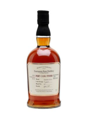 Rum Foursquare 9 éves Fine Old Barbados (0,7 l, 40%)