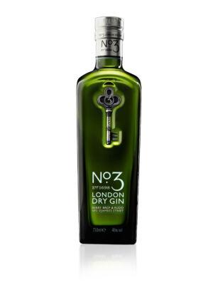 Gin No.3 London Dry (0,7 l, 46%)