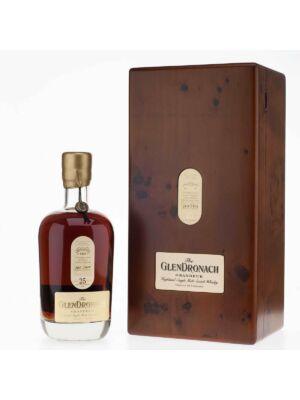 Glendronach Grandeur 25 éves Batch 8. (0,7 l, 50,3%)