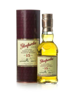 Glenfarclas 15 éves (0,2 l, 46%)