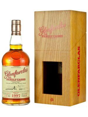 Glenfarclas Family Cask 1997 (0,7 l, 57,4%)