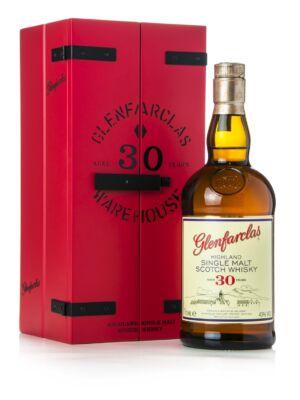 Glenfarclas 30 éves (0,7 l, 43%)