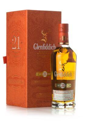 Glenfiddich 21 éves Gran Reserva (0,7 l, 40%)