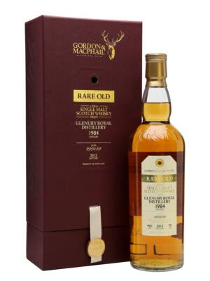 Glenury Royal 1984 Gordon&MacPhail (0,7 l, 46%)