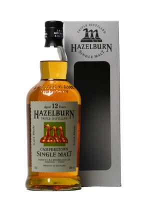 Hazelburn 12 éves (0,7 l, 46%)