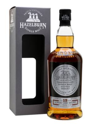 Hazelburn 13 éves Sherry Wood (0,7 l, 47,1%)