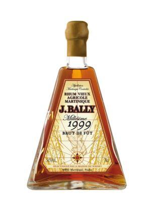 Rum J.Bally 18 éves 1999 LMDW Cellar Book (0,7 l, 54,5%)