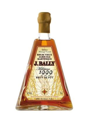 Rum J.Bally 18 éves 1999 LMDW Cellar Book (0,7 l, 54,5%)