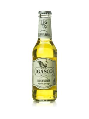 J.Gasco Elderflower (0,2 l)