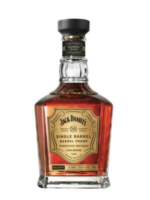 Jack Daniel's Single Barrel Proof LMDW (0,7 l, 64,5%)