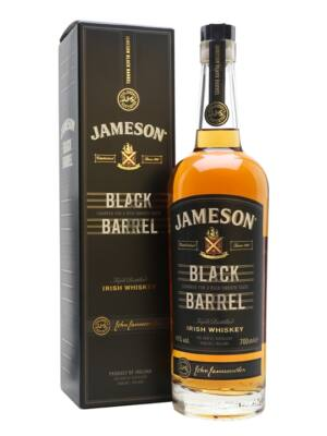 Jameson Black Barrel (0,7 l, 40%)