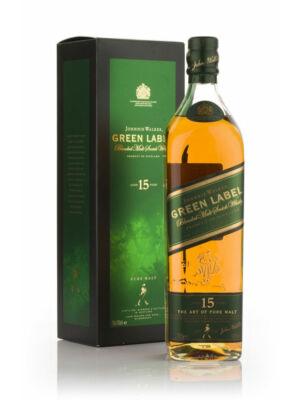 Johnnie Walker Green Label (0,7 l, 43%)