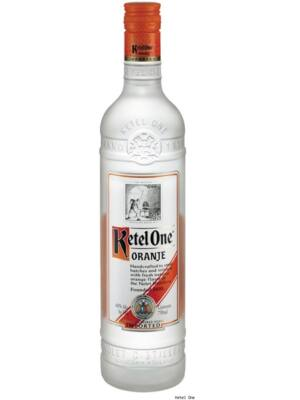Vodka Ketel One Orange (0,7 l, 40%)