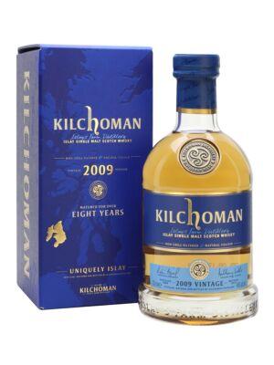 Kilchoman 8 éves 2009 Vintage (0,7 l, 46%)