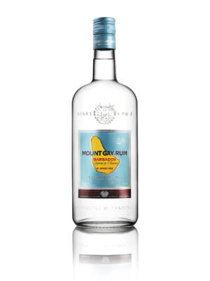 Rum Mount Gay Silver (0,7 l, 40%)