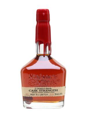 Maker's Mark Cask Strength (0,7 l, 55,75%)