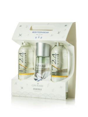 Gin Mare Mediterran Duo Pack (0,1 l+2X0,2 l, 42,7%)