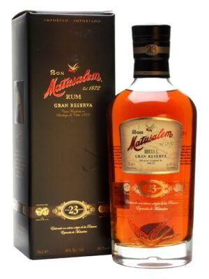 Rum Matusalem Gran Reserva No. 23 (0,7 l, 40%)
