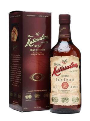 Rum Matusalem Gran Reserva No. 15 (0,7 l, 40%)