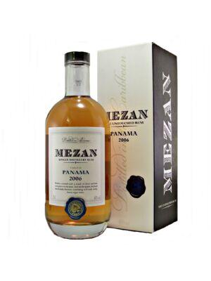 Rum Mezan Panama 2006 (0,7 l, 40%)