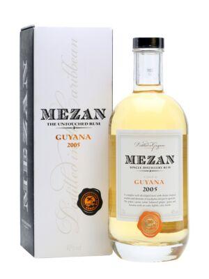 Rum Mezan Jamaica Worthy Park 2005 (0,7 l, 40%)