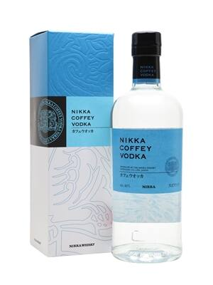 Vodka Nikka Coffey (0,7 l 40%)